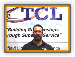 Darren Stacy - Sales for TCL Electrical and Lighting
