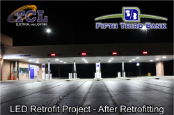 LED Electrical and Lighting Solutions and Service for your Commercial Remodeling Project