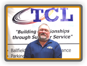 Fred Martin - Senior Estimator for TCL Electrical and Lighting