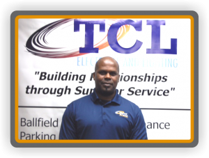 Corey Bowens - Sales for TCL Electrical and Lighting