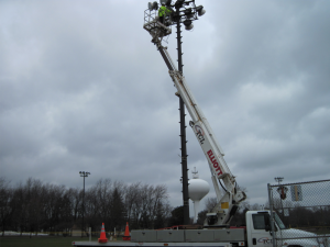 Project Sports Lighting Maintenance Services