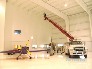 Project Warehouse Lighting Maintenance Services