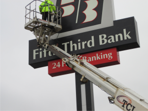 Project Fifth Third Bank Lighting Maintenance Services