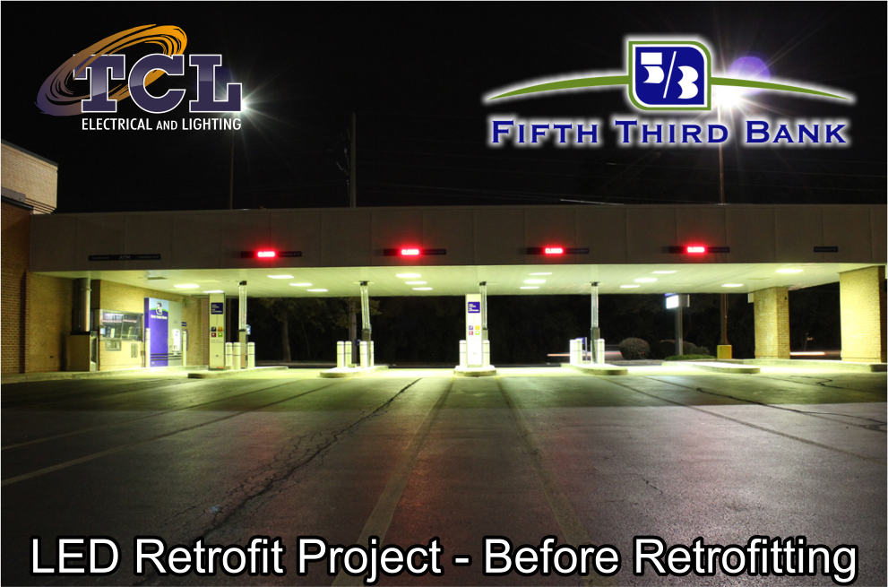 Allied Construction ... & Photo Gallery for Electrical and Lighting Retrofitting and LED ...