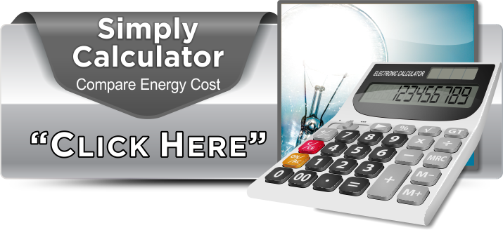 Compare your Lighting Options with our simple to use calculator for figuring energy consumption