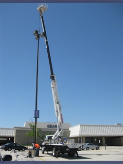Parking Lot & Exterior Lighting Maintenance Services for your Commercial Lighting Project