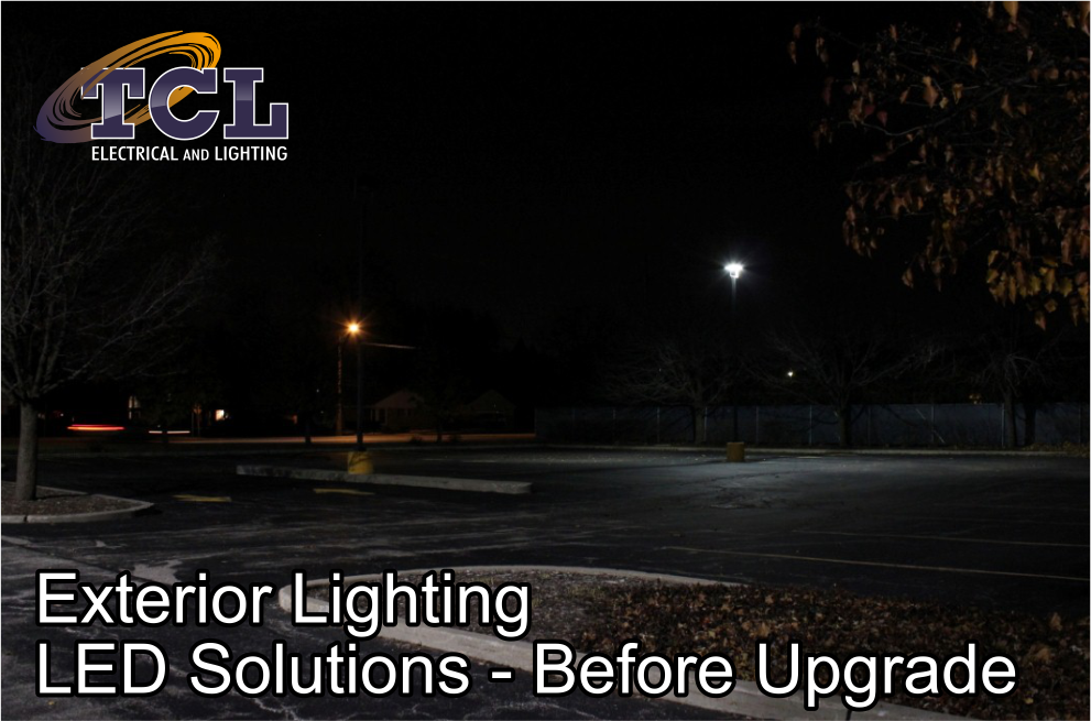 Electrical and lighting maintenance services for led and exit exterior lighting maintenance using led lighting technology will save your commercial lighting dollars mozeypictures Choice Image